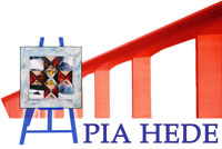 Pia Hede Logo